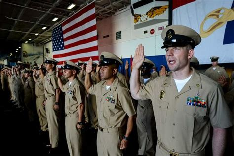 Navy to Send More Than 1,100 Chief Petty Officers to Sea