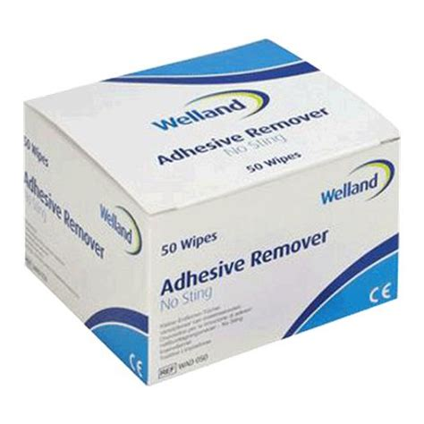 Montreal Ostomy Adhesive Remover Wipes   Adhesive Remover