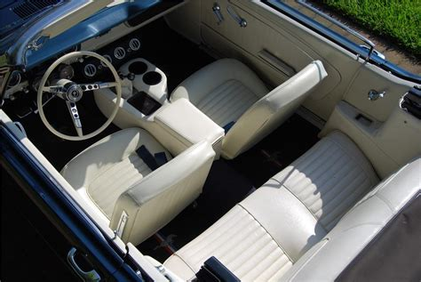 1965 FORD MUSTANG CONVERTIBLE - 170237