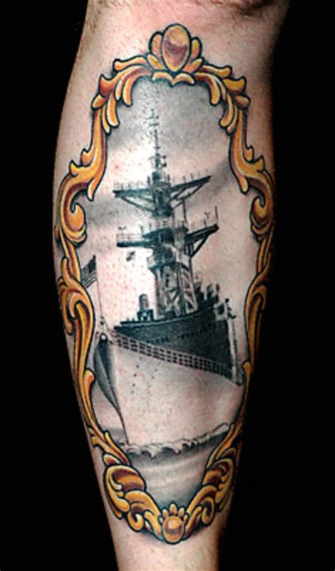 Navy Tattoos Designs, Ideas and Meaning   Tattoos For You