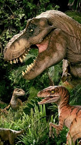 Dinosaurs by HQ Awesome Live Wallpaper live wallpaper for