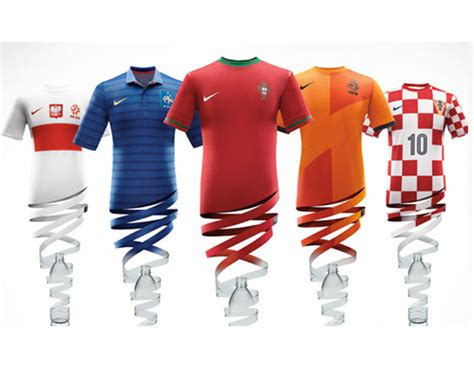 Nike Unveils New Soccer Jerseys for Seven Nations | Chris