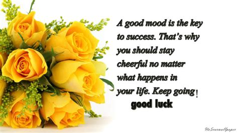 Good Luck wishes For Competition & Good Luck Quotes