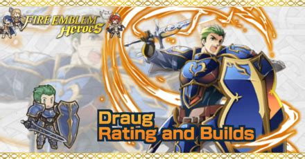 Draug Builds and Best IVs | Fire Emblem Heroes|Game8