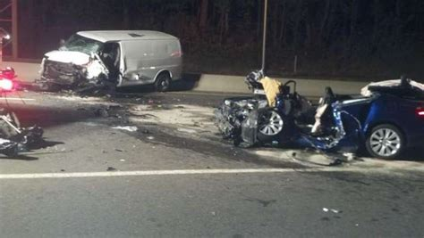 One dead in Route 8 crash