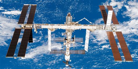 International Space Station Sleeping Quarters are The Same