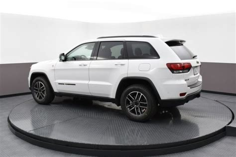 2020 Jeep Grand Cherokee Trailhawk New Look, Redesign