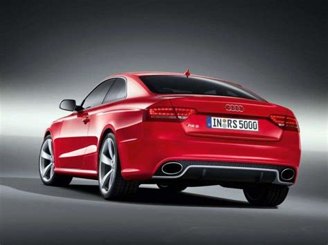 Audi RS5 1st generation coupe 4