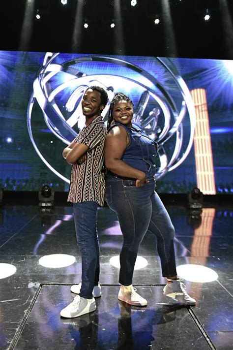 Sneziey & Luyolo square off for Idols SA crown tonight
