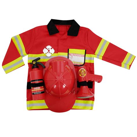 FIRE CHIEF ROLE PLAY COSTUME SET – FDNY Shop
