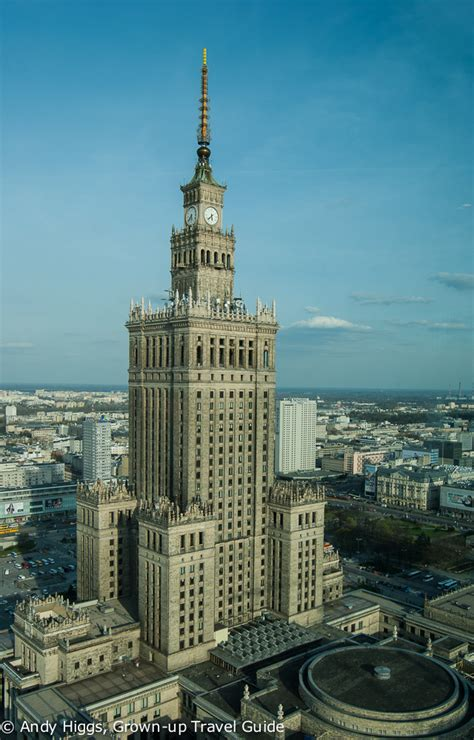 Palace of Culture and Science, Warsaw, Poland - Grown-up
