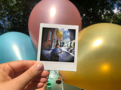 Diana Instant Square: The First Instax Camera with