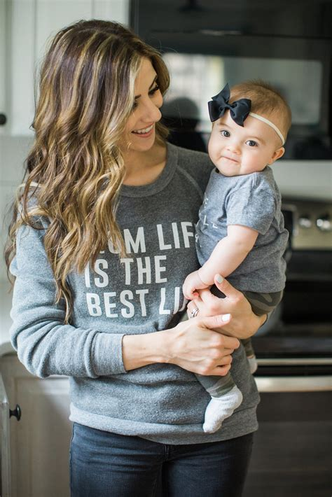 Mom + Baby // Teaching My Children About Body Image