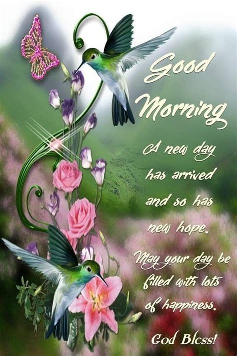 A New Day Has Arrived, Good Morning Quote Pictures, Photos