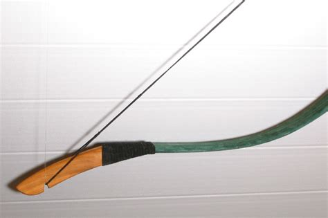 Traditional Hun C recurve bow T/251 - Classic Bow Archery