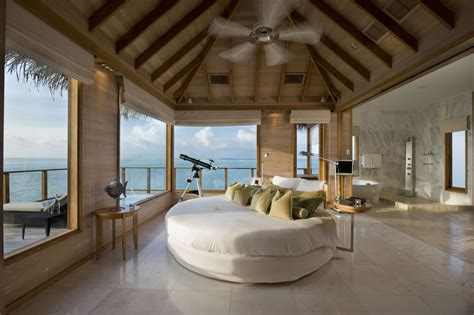 Top 9 most exquisite overwater villas in the world : Page