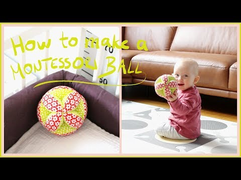 Learn to Sew Puzzle Ball Animals - an Annie's Video Class