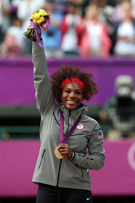 Serena Williams Crip Walks After Winning Her First Olympic