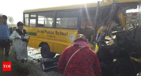 DPS INDORE: Indore school bus accident: HC grants bail to