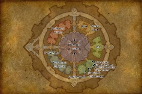 Stop Getting Lost with Our Guide to Oribos the Eternal