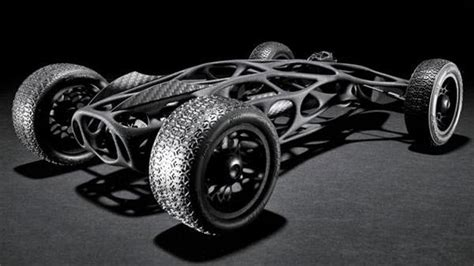 3D Printed RC Car Tops 30mph On Rubber-Band Power - RC Car