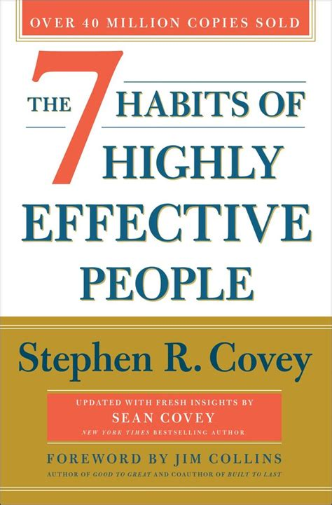 The 7 Habits of Highly Effective People | Book by Stephen
