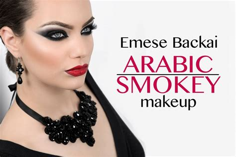 Simple Arabic Eye Makeup 2020 Tutorials for Party Wear