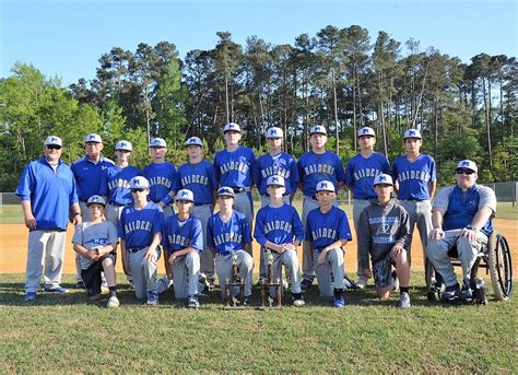 Midway Middle baseball goes 14-0