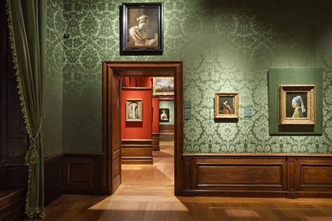 mauritshuis museum reopens in the hague following