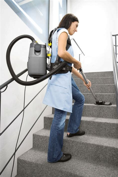 Karcher - BV/1 Backpack Vacuum Cleaner - NEW - A3 Machines