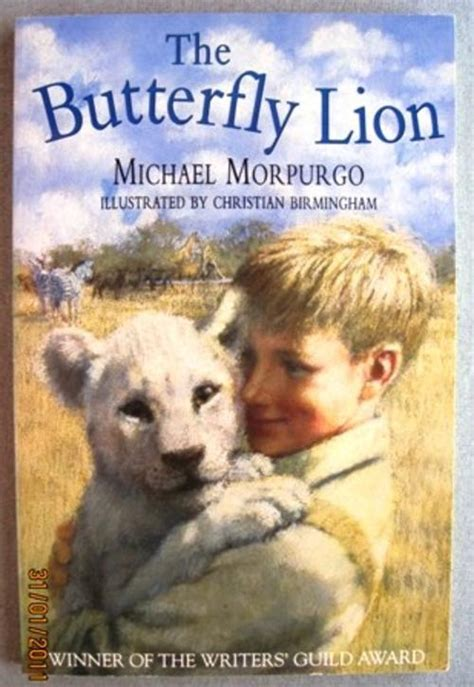 Fiction - The Butterfly Lion, by Michael Morpurgo (Writers