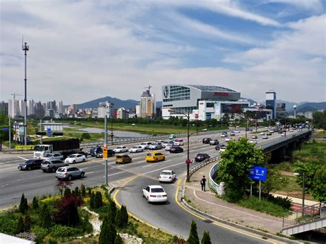 Best time to go to Daejeon | Weather and Climate