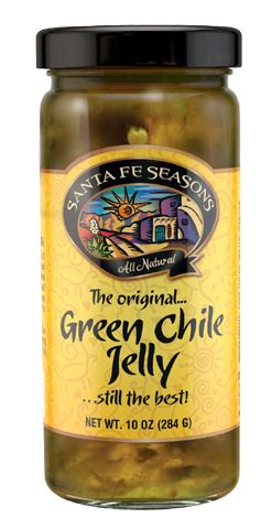 Green Chile Jelly