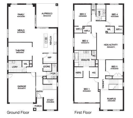8 best images about Aussie House Plans on Pinterest