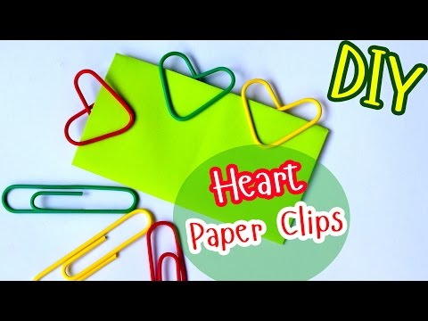 Paper Heart Flower Craft with Template - Easy Peasy and Fun