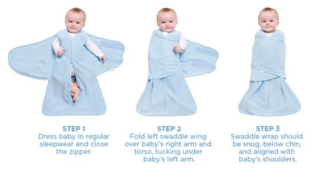 How to Safely Swaddle a Baby | UC Davis Children's Hospital