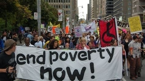 Petition · End Child Poverty in Canada! · Change