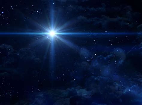 What is a 'Christmas star' and when and how can we see it