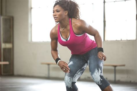 SELF EXCLUSIVE! Serena Williams Shares Her New Nike