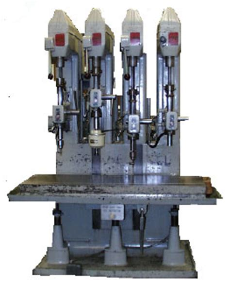 Basic Types of Drilling Machines