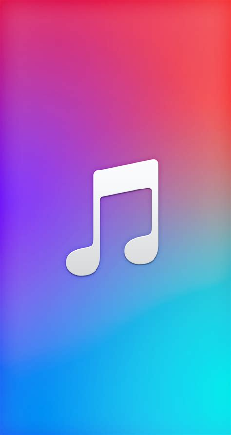 Apple Music-inspired wallpapers for iPad, iPhone, and
