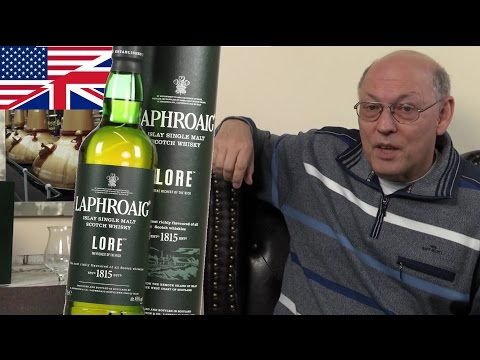 Laphroaig Lore - 2 Glass Pack Scotch Whisky : The Whisky