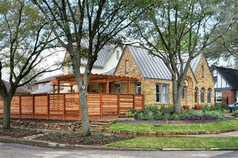 Woodland Heights remodel gives couple a rustic modern dream