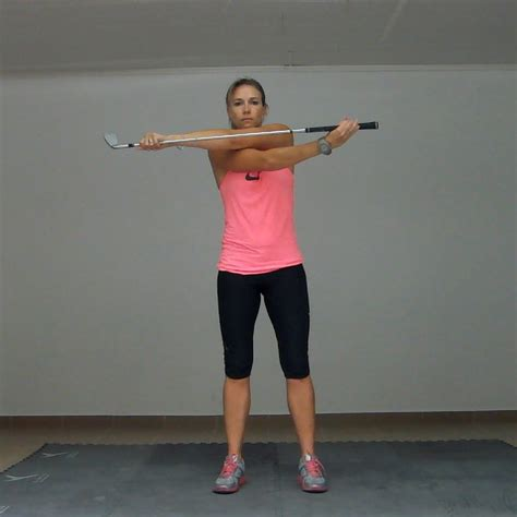 Shoulder Stretch Exercise   Golf Loopy - Play Your Golf