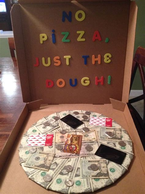 Pizza gift box   Birthday gifts for teens, 18th birthday