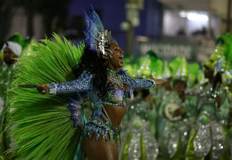Rio Carnival 2017: Spectacular photos of the most