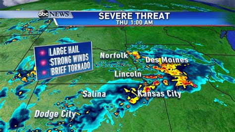 Severe Weather Leaves a Path of Destruction Video - ABC News