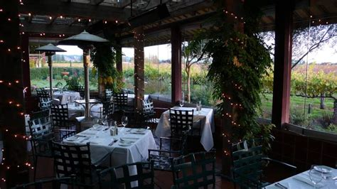 Where to Eat Outside: The Best Restaurant Patios in Sonoma