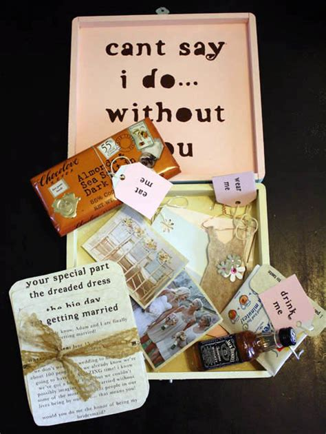 """18 Creative Ways to Ask """"Will You Be My Bridesmaid"""