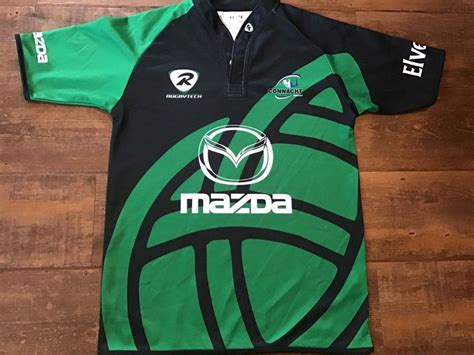 Classic Rugby Shirts | 2012 Connacht Vintage Old Jersey